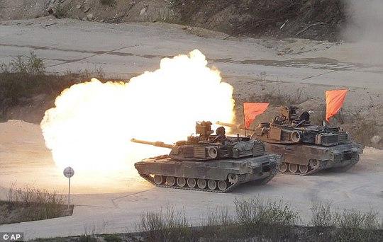 """Triều Tiên dọa """"xóa sổ"""" Mỹ - Hàn bằng 5 triệu bom nguyên tử - Ảnh 8."""