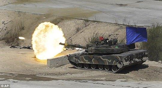 """Triều Tiên dọa """"xóa sổ"""" Mỹ - Hàn bằng 5 triệu bom nguyên tử - Ảnh 9."""