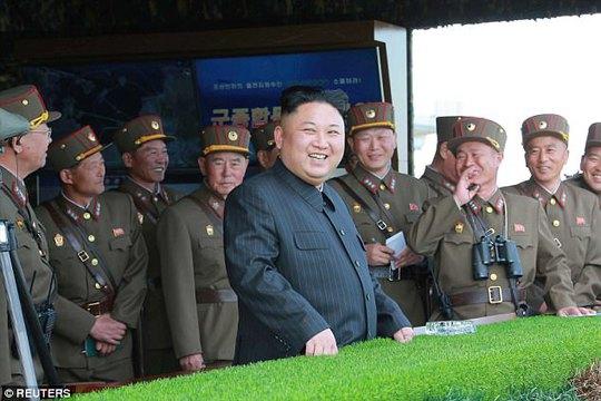 """Triều Tiên dọa """"xóa sổ"""" Mỹ - Hàn bằng 5 triệu bom nguyên tử - Ảnh 7."""