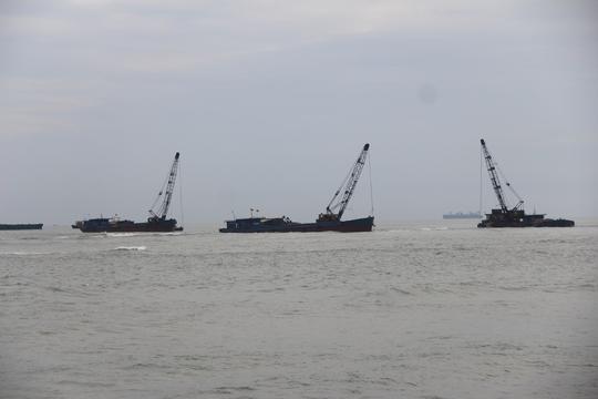 Thu hồi giấy phép đầu tư dự án thông luồng và tận thu cát cửa biển Tư Hiền - Ảnh 1.