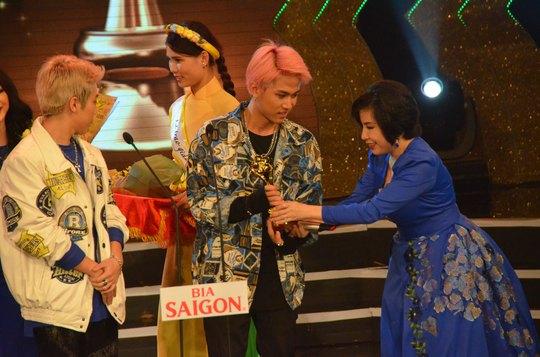 Trao Giải Mai Vàng lần thứ 22-2016: Chiến thắng của niềm tin yêu - Ảnh 6.