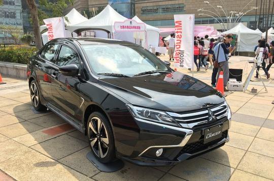 Bị khai tử ở Mỹ, Mitsubishi Lancer về châu Á với tên gọi mới