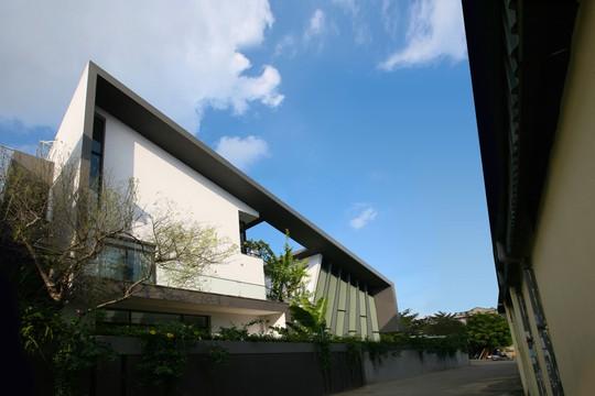 Biệt thự 700 m2 thiết kế tinh tế ở Hà Nội - Ảnh 4.