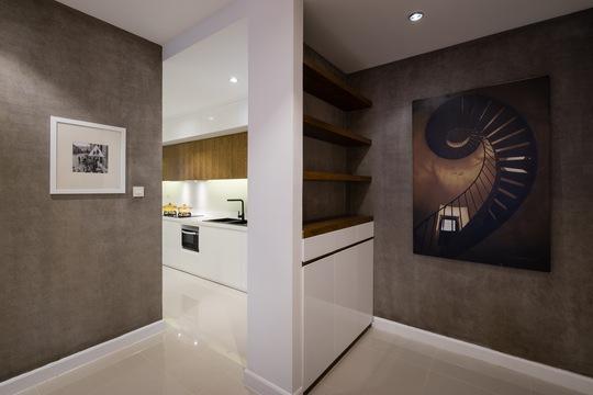 Căn hộ có thiết kế tinh tế, giản dị mà vô cùng ấm áp - Ảnh 4.