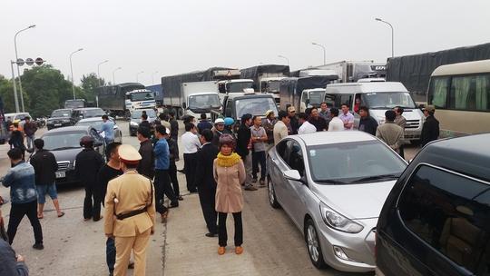Quảng Bình: Gần 10.000 xe qua trạm thu phí Quán Hàu được miễn phí - Ảnh 2.