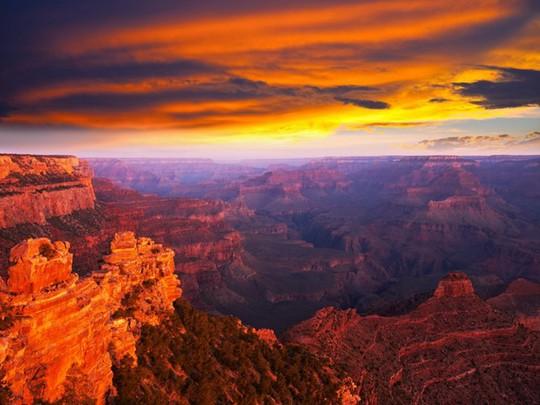15 kỳ quan thiên nhiên tuyệt đẹp nên tới một lần trong đời - Ảnh 4.