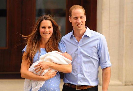 Hoàng tử William sắp có con thứ ba - Ảnh 2.