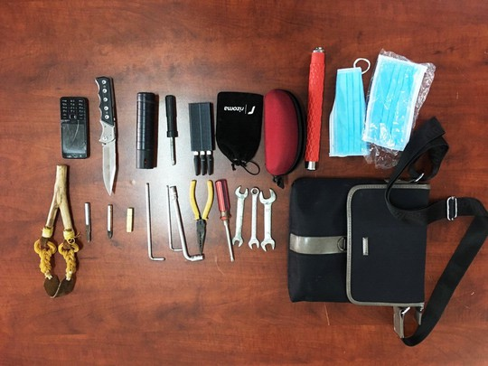 Ký hiệu lạ của băng trộm sử dụng hung khí, trộm xe máy xịn - Ảnh 5.