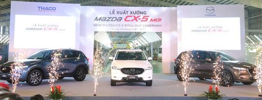 Thaco ra mắt ô tô Mazda CX5 mới giá từ 859 triệu đồng - Ảnh 2.