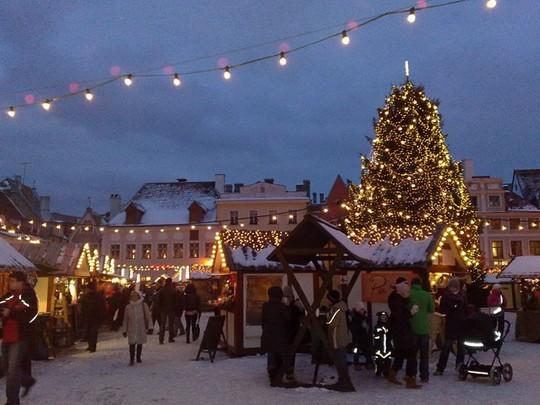 10 thành phố nên đến nhất trong mùa Giáng sinh - Ảnh 4.