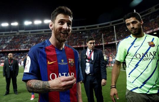 Messi nhận lương mới nửa triệu bảng/tuần - Ảnh 1.