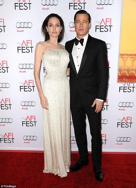 Angelina Jolie và Brad Pitt trì hoãn ly hôn - Ảnh 1.
