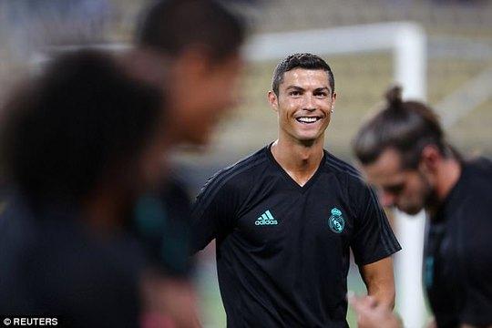 M.U, Real Madrid sẵn sàng cho Siêu cúp châu Âu - Ảnh 7.