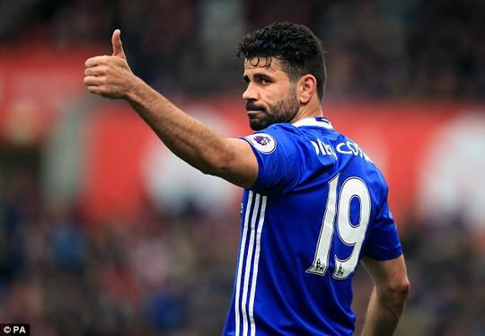 Diego Costa vẫn được Chelsea đăng ký thi đấu - Ảnh 1.
