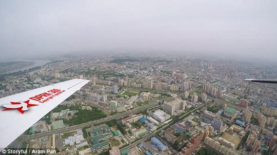 Video hiếm hoi quay Bình Nhưỡng từ trên cao - Ảnh 3.