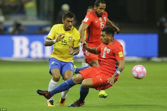 Sanchez và đồng đội đắng lòng nhìn Peru lấy suất play-off World Cup - Ảnh 6.
