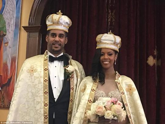 Đám cưới trong mơ của Hoàng tử Ethiopia - Ảnh 1.