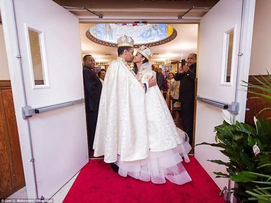 Đám cưới trong mơ của Hoàng tử Ethiopia - Ảnh 4.