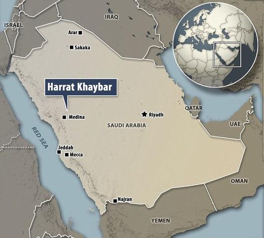 Phát hiện di tích Ả Rập 7.000 năm tuổi nhờ… Google - Ảnh 5.