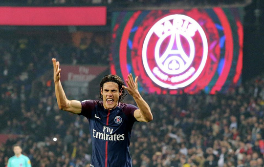 Cavani tỏa sáng trong trận cầu vắng Neymar - Ảnh 3.