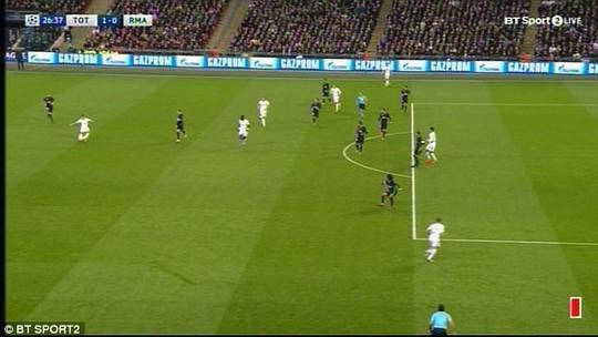 Bàn mở tỉ số của Tottenham vào lưới Real không hợp lệ? - Ảnh 2.