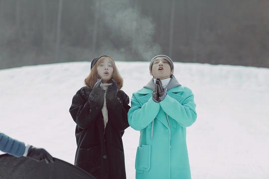 Hình ảnh trong MV được quay rất đẹp