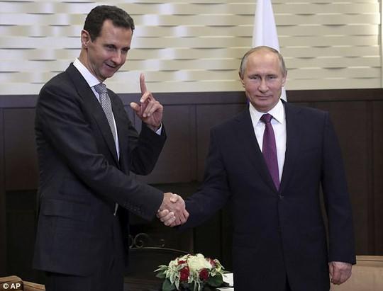 Nga tuyên bố Syria được giải phóng hoàn toàn khỏi IS - Ảnh 2.