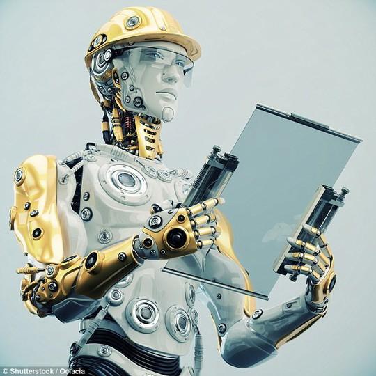 Robot giành 800 triệu việc làm trong vòng 13 năm tới - Ảnh 1.