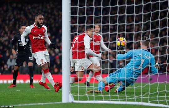 Những điều thú vị bạn có thể lỡ trận Arsenal - M.U - Ảnh 6.