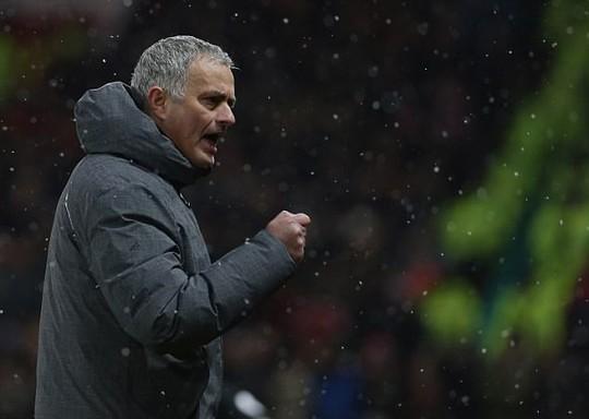 Mourinho tố Man City ăn may - Ảnh 1.