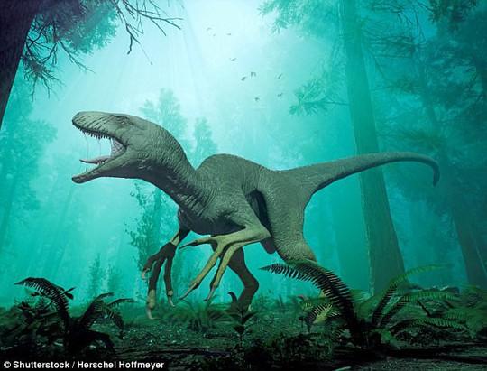 Xác khủng long trong trạm điện bỏ hoang - Ảnh 2.