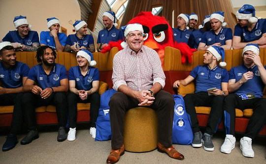 Everton sẽ tặng quà Giáng sinh cho Chelsea? - Ảnh 2.