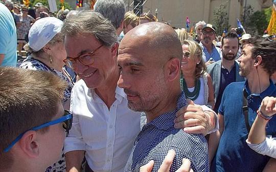 Pep Guardiola bị cảnh sát điều tra - Ảnh 3.