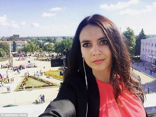 Người đẹp Nga bị chồng bắn chết - Ảnh 3.