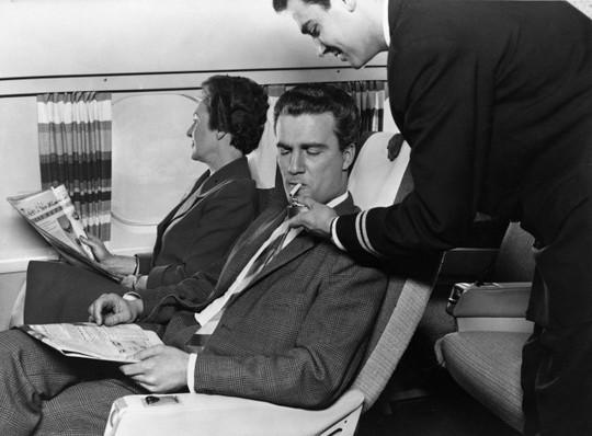 Nhân viên hàng không bật mí chuyện riêng tư - Ảnh 3.