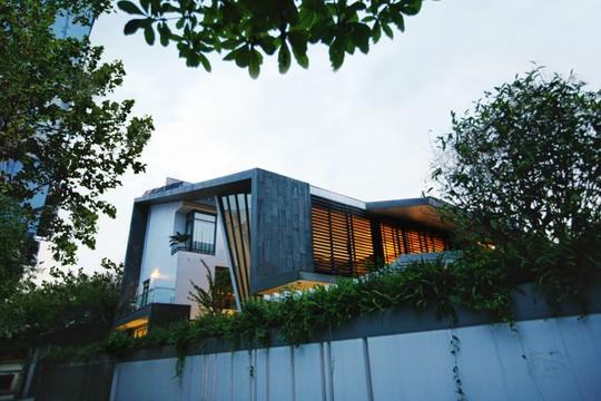 Biệt thự 700 m2 thiết kế tinh tế ở Hà Nội - Ảnh 5.