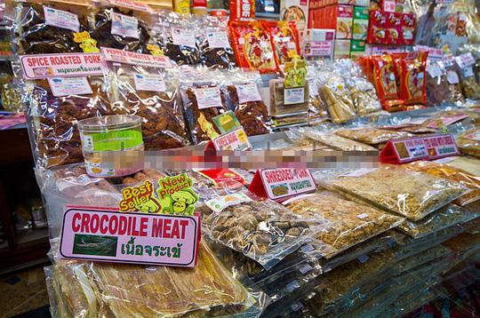 """Vì sao thịt cá sấu """"cháy hàng"""" ở Thái Lan? - Ảnh 5."""