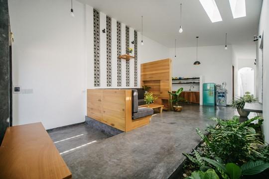 Căn nhà một tầng với thiết kế nổi bật - Ảnh 5.