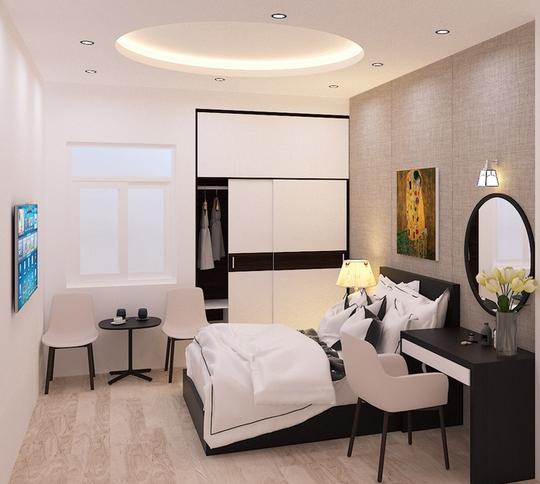 Xây nhà 2,5 tầng ở Sài Gòn với 640 triệu đồng - Ảnh 5.
