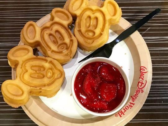 Những món ăn biểu tượng ở thế giới Disney World - Ảnh 5.