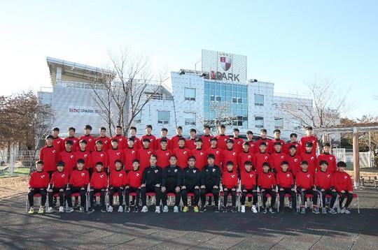 PVF khai trương cơ sở mới - tổ chức giao hữu quốc tế và bổ nhiệm giám đốc bóng đá - Ảnh 5.