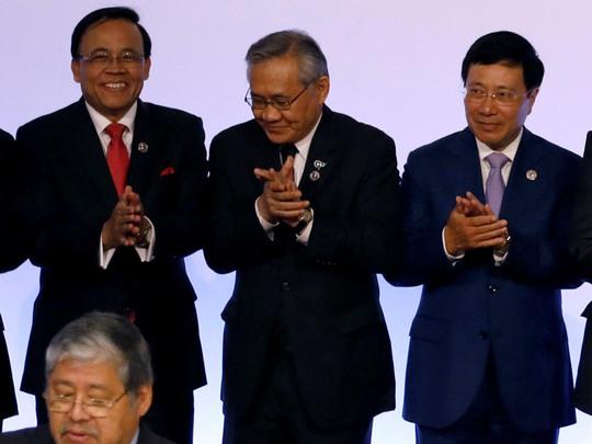 ASEAN thông qua dự thảo khung COC - Ảnh 1.