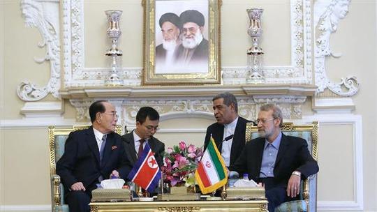 Chuyến thăm gây lo ngại của quan chức Triều Tiên - Ảnh 1.