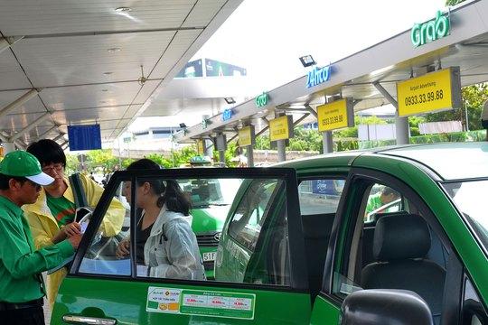 Hiệp hội Taxi TP HCM đã có công văn gửi Bộ GTVT về những vấn đề bất cập trong hoạt động taxi tại TP HCM Ảnh: TẤN THẠNH