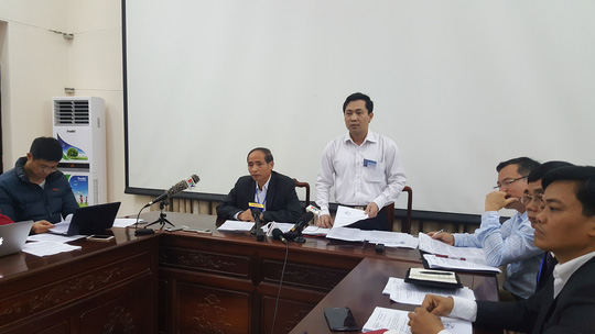 UBND tỉnh Bắc Ninh tổ chức họp báo vào chiều 16-3 về vụ việc