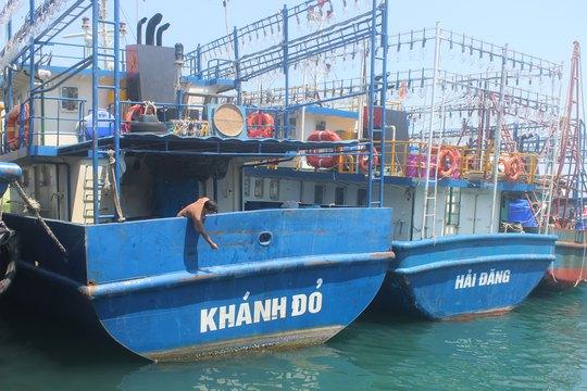 Vụ tàu vỏ thép vừa hạ thủy đã hỏng: Xin ý kiến Bộ Công an vào cuộc điều tra - Ảnh 1.