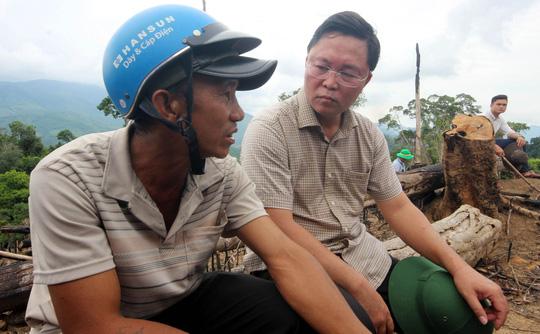 Quảng Nam đề xuất chống phá rừng kiểu mới - Ảnh 1.