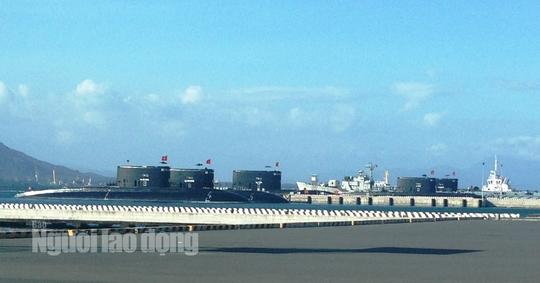 Việt Nam đón tàu ngầm thứ 6 mang tên Bà Rịa - Vũng Tàu