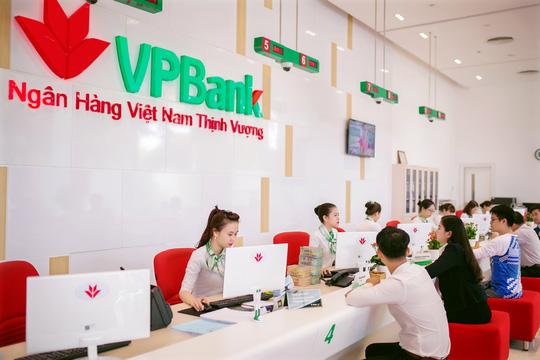 VPBank đạt 5.635 tỉ đồng lợi nhuận trong 9 tháng đầu năm - Ảnh 1.