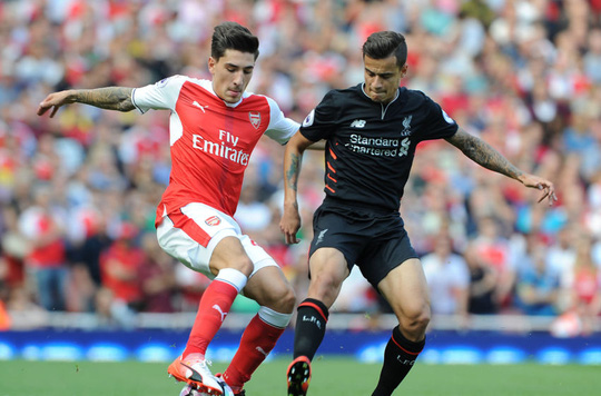 Lịch THTT: Đại chiến Liverpool - Arsenal